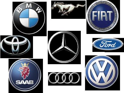 Авто эмблемы автомобилей мира