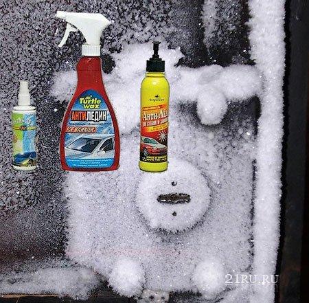 Проблема замерзания гаражного замка