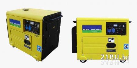 Преимущества дизельных генераторов Акса