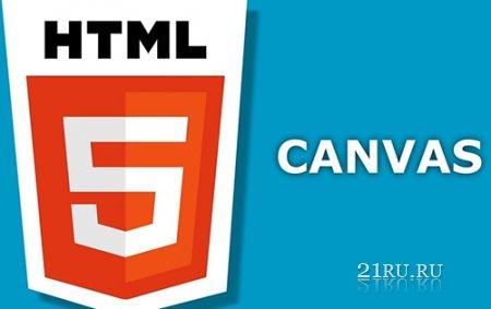 Рисование средствами HTML5. Элемент canvas.