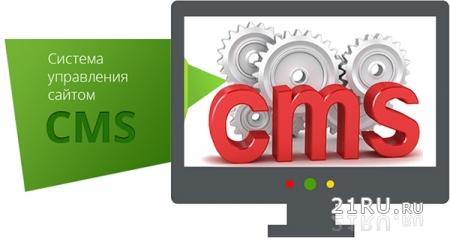 Инструмент IT-технологий Система Управления Контентом сайта - CMS